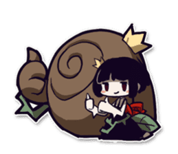 Rose and Mion Stickers sticker #11083434