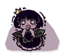 Rose and Mion Stickers sticker #11083440