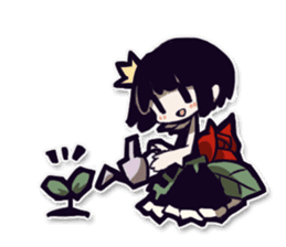 Rose and Mion Stickers sticker #11083448