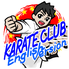 KARATE CLUB (I tried.) English Version