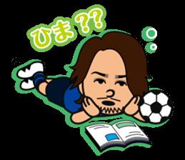 GAMBA OSAKA players Sticker sticker #11096890