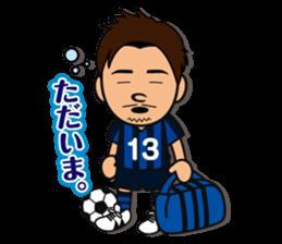 GAMBA OSAKA players Sticker sticker #11096901