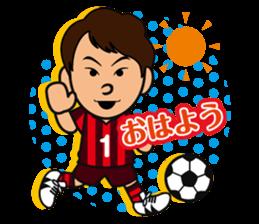GAMBA OSAKA players Sticker sticker #11096906