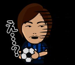 GAMBA OSAKA players Sticker sticker #11096914
