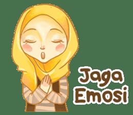 Annisa Hijab Girl : Ramadhan Edition sticker #11097130