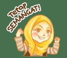 Annisa Hijab Girl : Ramadhan Edition sticker #11097136