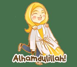 Annisa Hijab Girl : Ramadhan Edition sticker #11097141