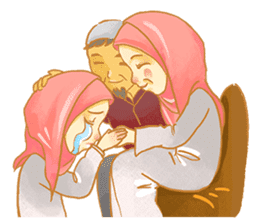 Annisa Hijab Girl : Ramadhan Edition sticker #11097153