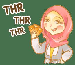 Annisa Hijab Girl : Ramadhan Edition sticker #11097156