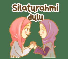 Annisa Hijab Girl : Ramadhan Edition sticker #11097159