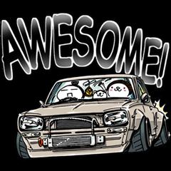 ozizo's Crazy Car Art ver.2
