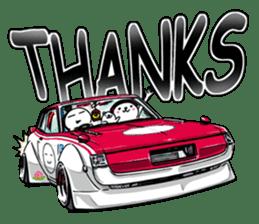 ozizo's Crazy Car Art ver.2 sticker #11104521