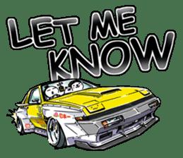 ozizo's Crazy Car Art ver.2 sticker #11104530