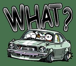 ozizo's Crazy Car Art ver.2 sticker #11104532