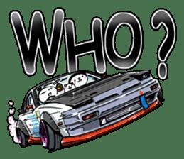 ozizo's Crazy Car Art ver.2 sticker #11104537