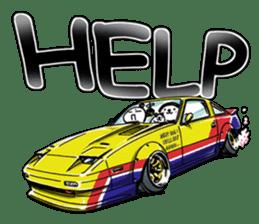 ozizo's Crazy Car Art ver.2 sticker #11104542