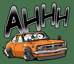 ozizo's Crazy Car Art ver.2 sticker #11104546