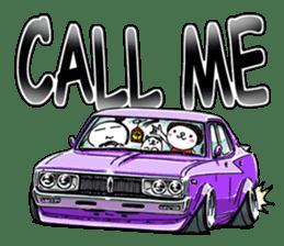 ozizo's Crazy Car Art ver.2 sticker #11104550