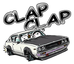 ozizo's Crazy Car Art ver.2 sticker #11104551