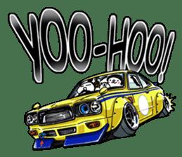ozizo's Crazy Car Art ver.2 sticker #11104554