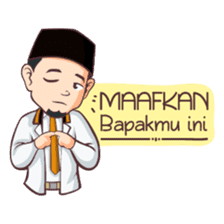 Kang Adil the Wise Moslem sticker #11106373