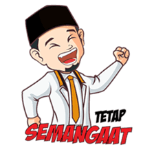 Kang Adil the Wise Moslem sticker #11106387