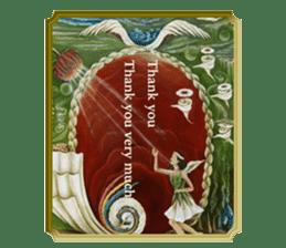 Goddess of flowers -e- sticker #11116438