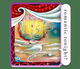 Goddess of flowers -e- sticker #11116460