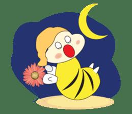 An Little Bee sticker #11130420