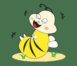 An Little Bee sticker #11130423