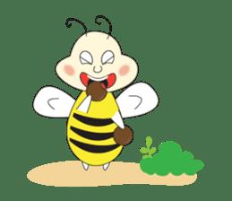 An Little Bee sticker #11130426