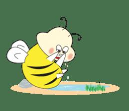 An Little Bee sticker #11130432