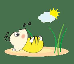 An Little Bee sticker #11130434