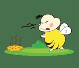 An Little Bee sticker #11130436
