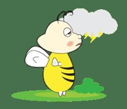 An Little Bee sticker #11130439