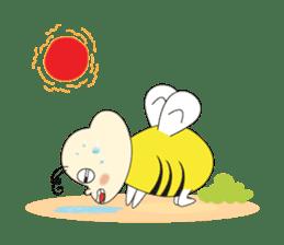 An Little Bee sticker #11130441