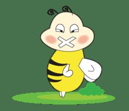 An Little Bee sticker #11130445
