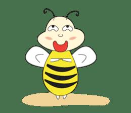 An Little Bee sticker #11130447