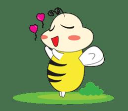 An Little Bee sticker #11130449