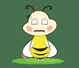 An Little Bee sticker #11130452