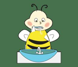 An Little Bee sticker #11130453