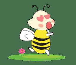 An Little Bee sticker #11130454