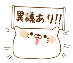 Vulgar bear VS Stinging tongue seal3.4 sticker #11132111