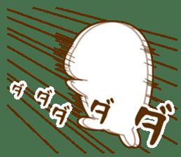 Vulgar bear VS Stinging tongue seal3.4 sticker #11132132