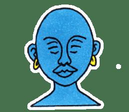 Prince of Emu Countries1 sticker #11132512