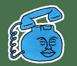 Prince of Emu Countries1 sticker #11132530