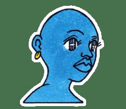 Prince of Emu Countries1 sticker #11132536