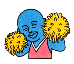 Prince of Emu Countries1 sticker #11132544