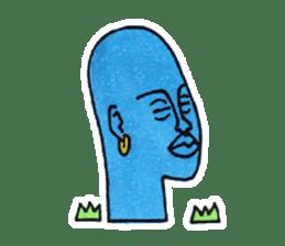 Prince of Emu Countries1 sticker #11132546