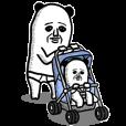 三代目 パンダおっさん